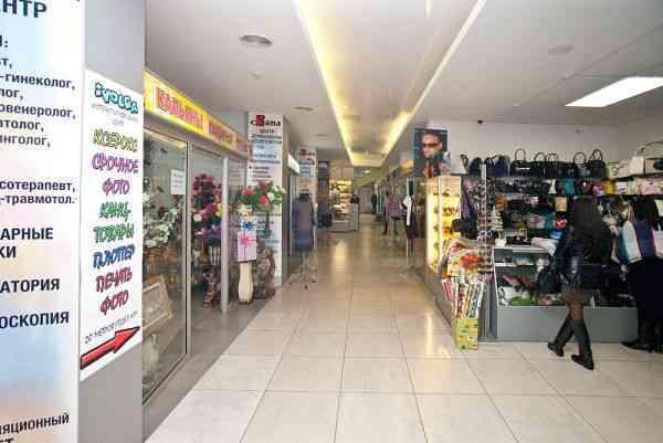 Торгово-офисный центр «Sana»