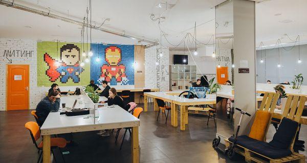 Коворкинги в Харькове для комфортной работы