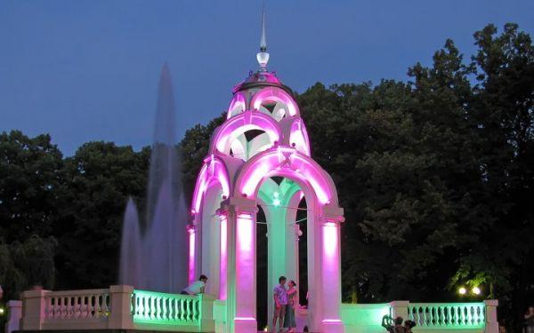 ТОП самых красивых мест в Харькове для фотографов