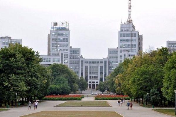 Прогулка по Харькову: главная площадь