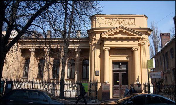 Необычные здания в Харькове