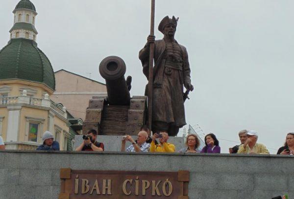 Новая достопримечательность в Харькове