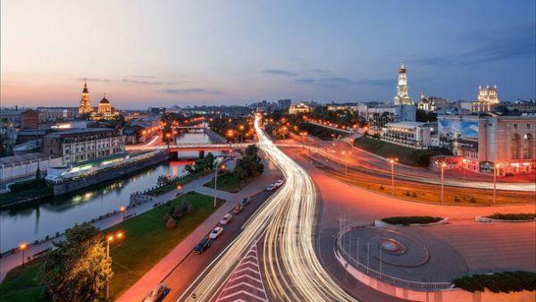 Нестандартный Харьков
