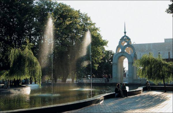 Места, с которых открывается захватывающий вид на Харьков
