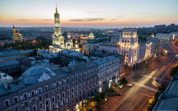 Пешеходный маршрут по Харькову для туриста