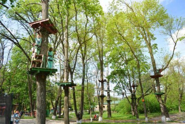 Активный отдых всей семьей в Харькове