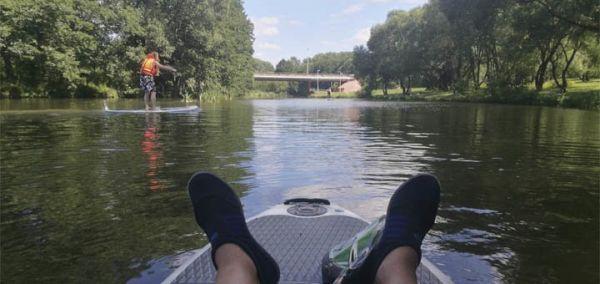 Водные развлечения в Харькове