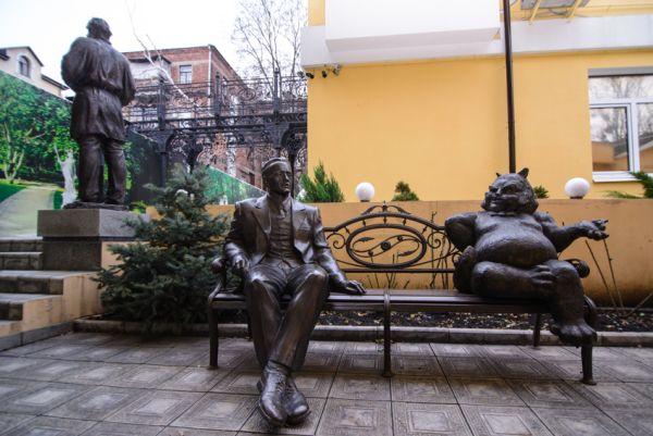 Необычные достопримечательности в Харькове