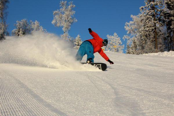 Где в Харькове можно прокатится на лыжах и сноуборде?