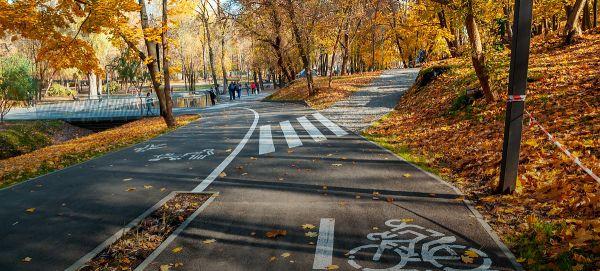 Осенний уикенд в Харькове