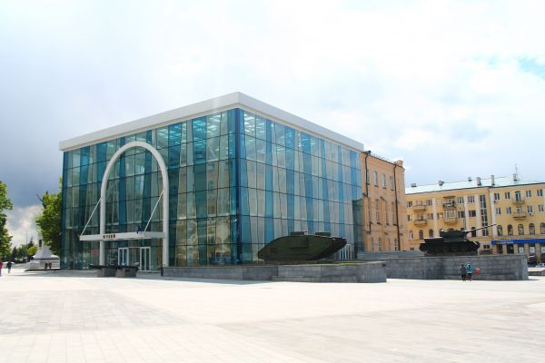 100-летие Исторического музея в Харькове